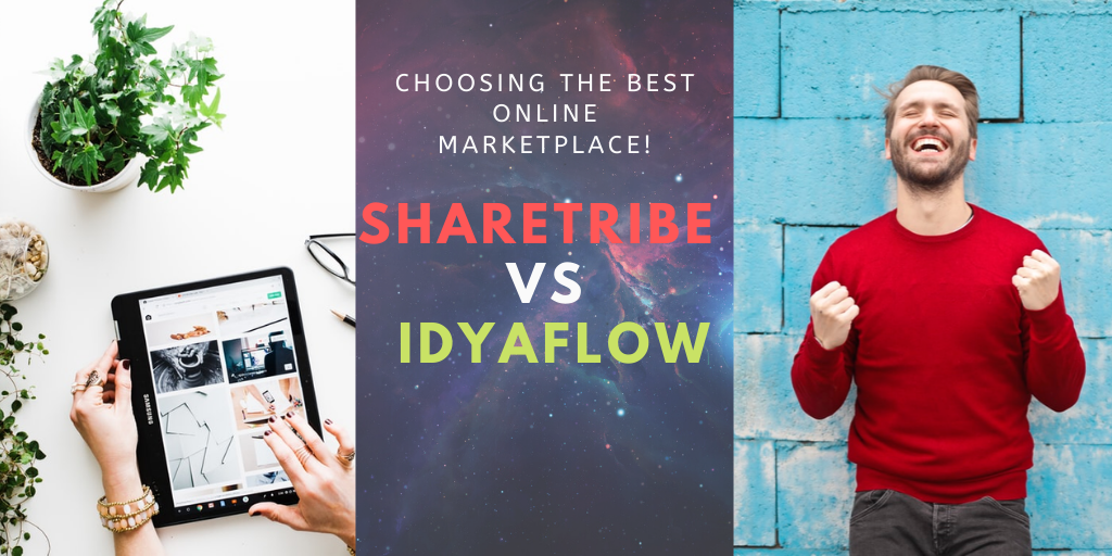 sharetribe vs idyaflow